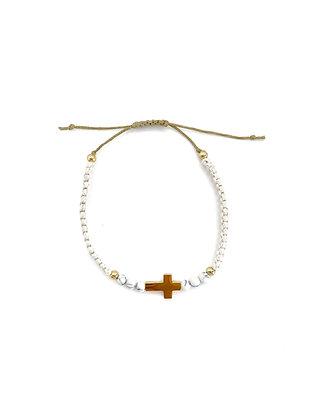 """""""Holy Marble"""" Armband"""