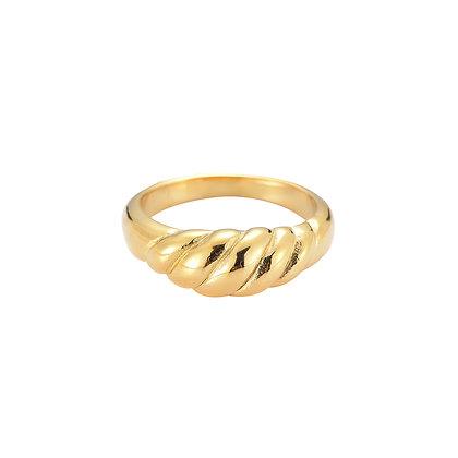"""Paris Gold"" Ring"