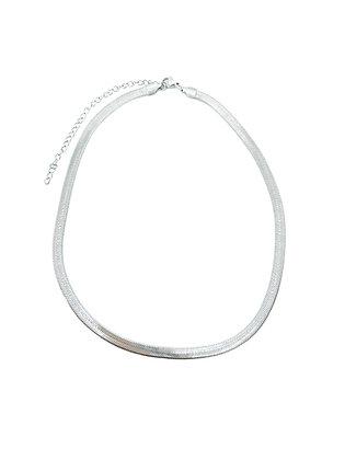 """""""Milano Silber"""" Halskette"""