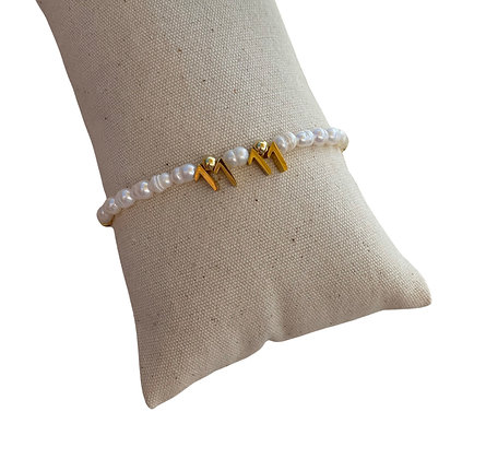 """""""11:11"""" Gold Armband"""