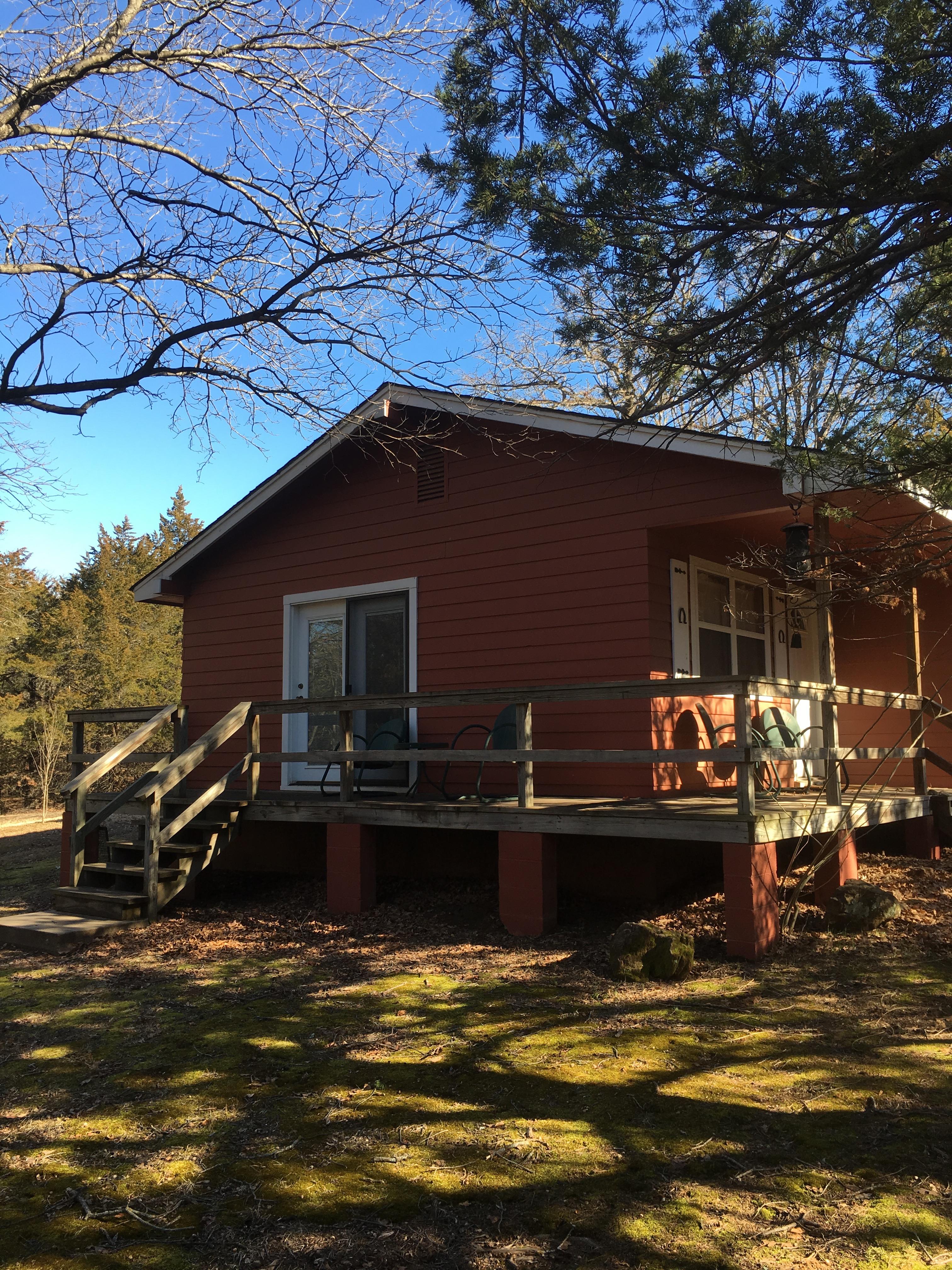 St. Bonaventure Cabin