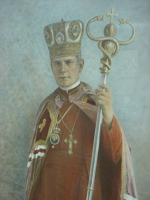 Bishop Joseph Zuk