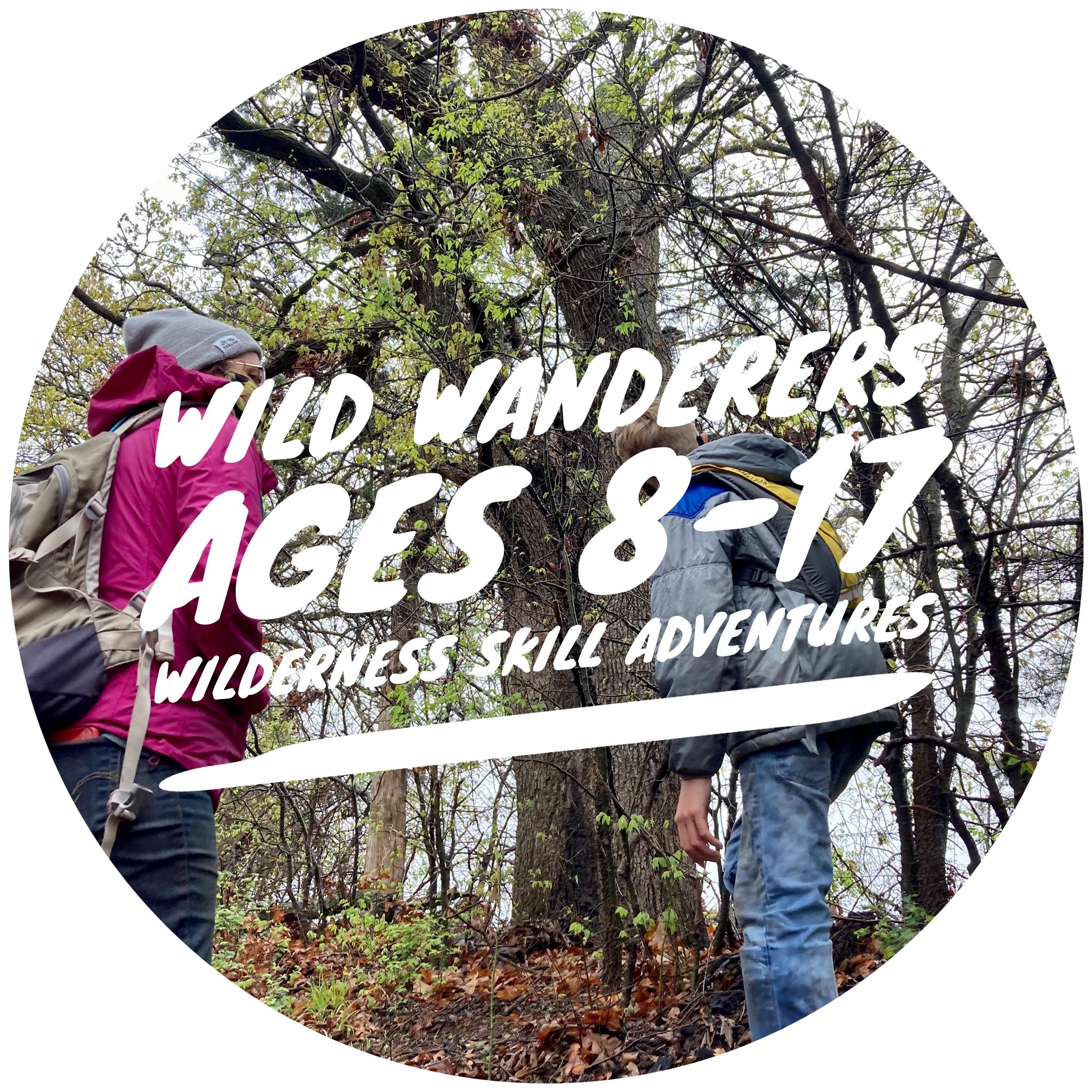 Wild Wanderers: Fall 2021