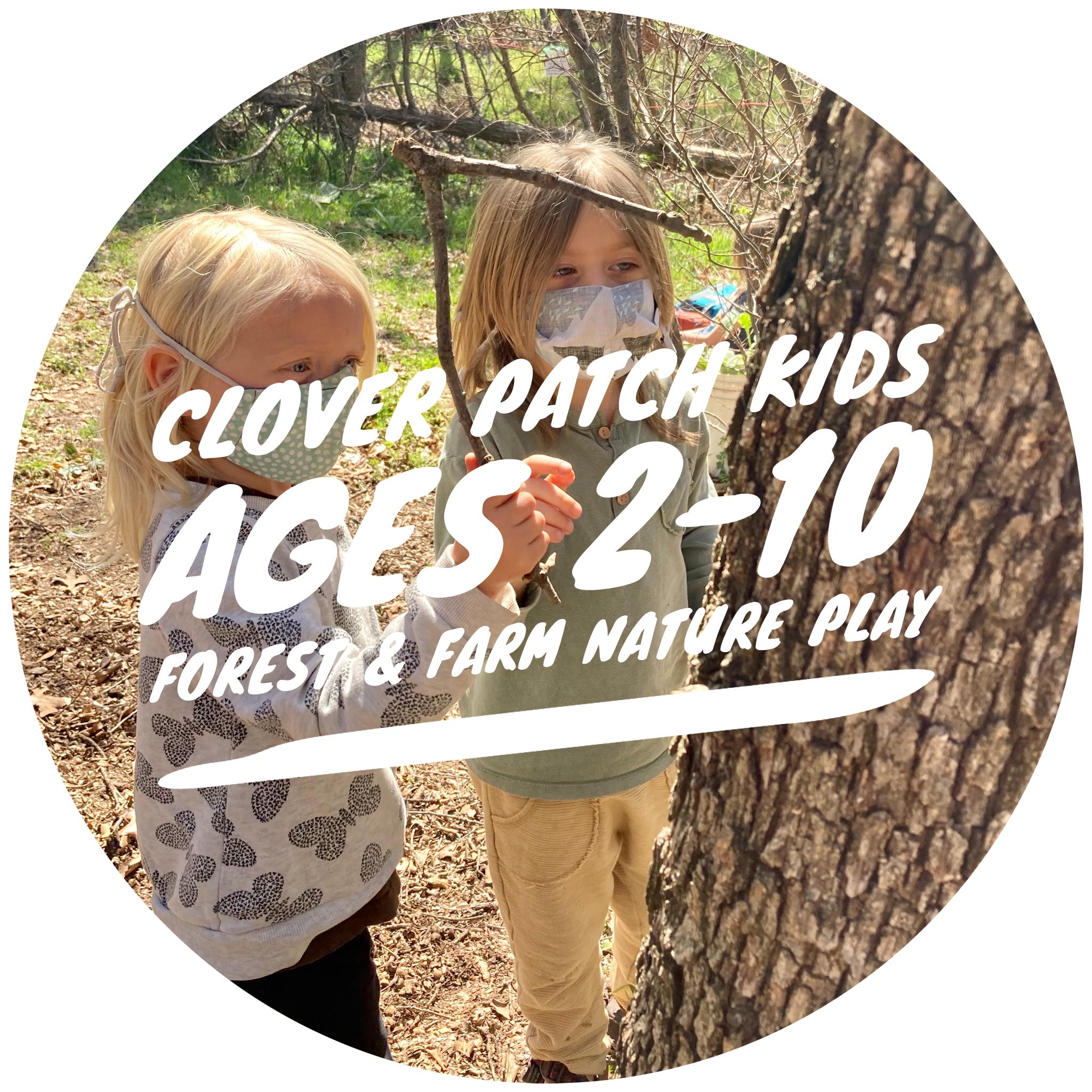 Clover Patch Kids: Fall 2021