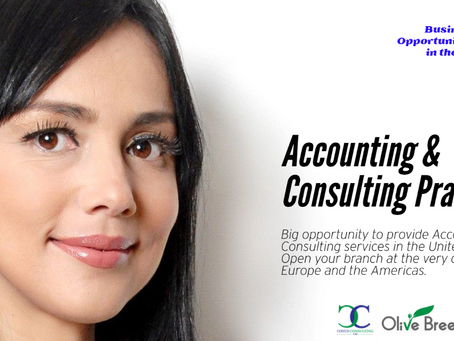 Accounting & Consulting Practices: Opportunities in the UK