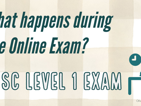 OISC Level 1: What happens at OISC Level 1 Online Exam
