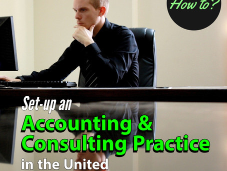 How to set up an Accounting & Consulting Practice in the United Kingdom?