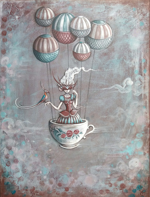Tea in the Clouds