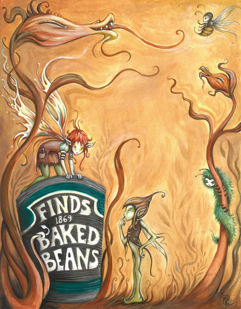 Finds Baked Beans