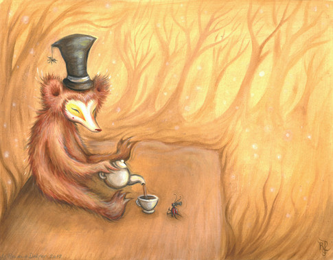 Bear Necessi-tea