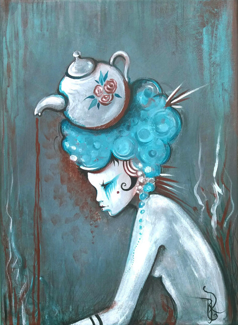 The Teapot Blues