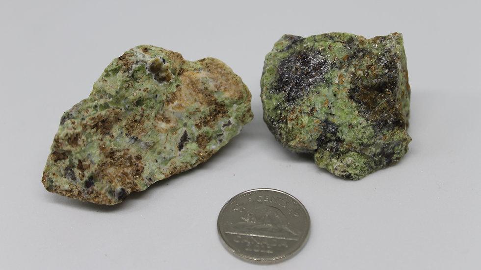 Opale pistache B