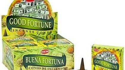 Bonne Fortune Hem Cones