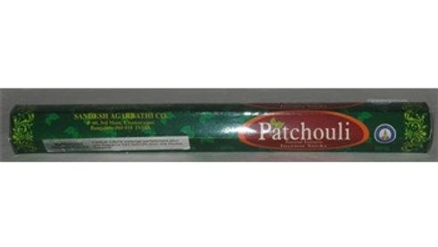 Bâtons encens Patchouli