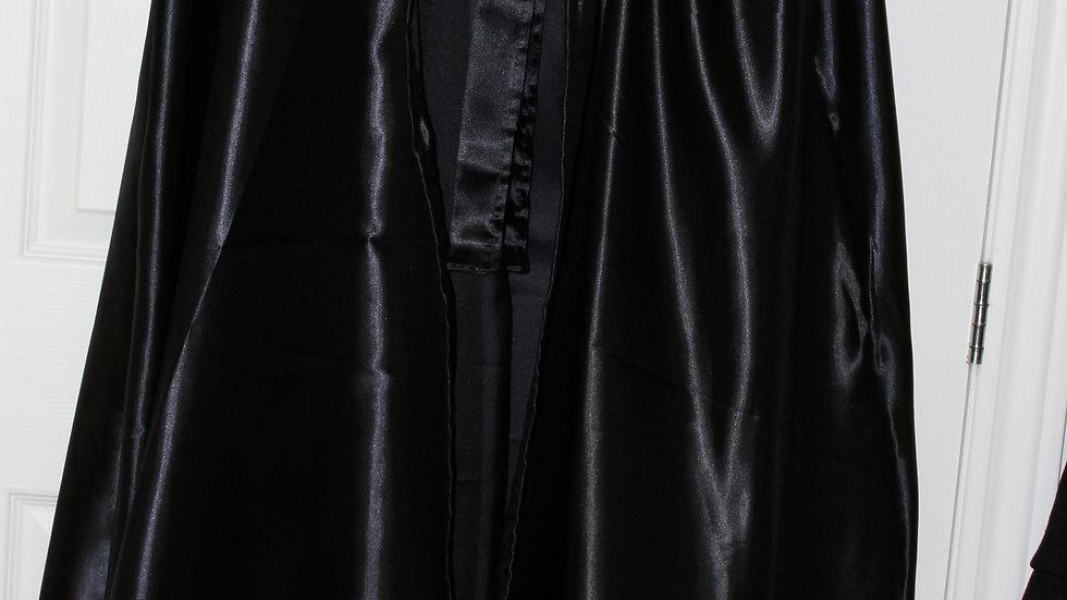 Adulte Noir (Satin)