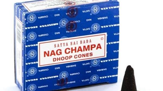 Nag Champa Satya Cones