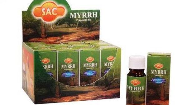 Myrrhe Huile Sac