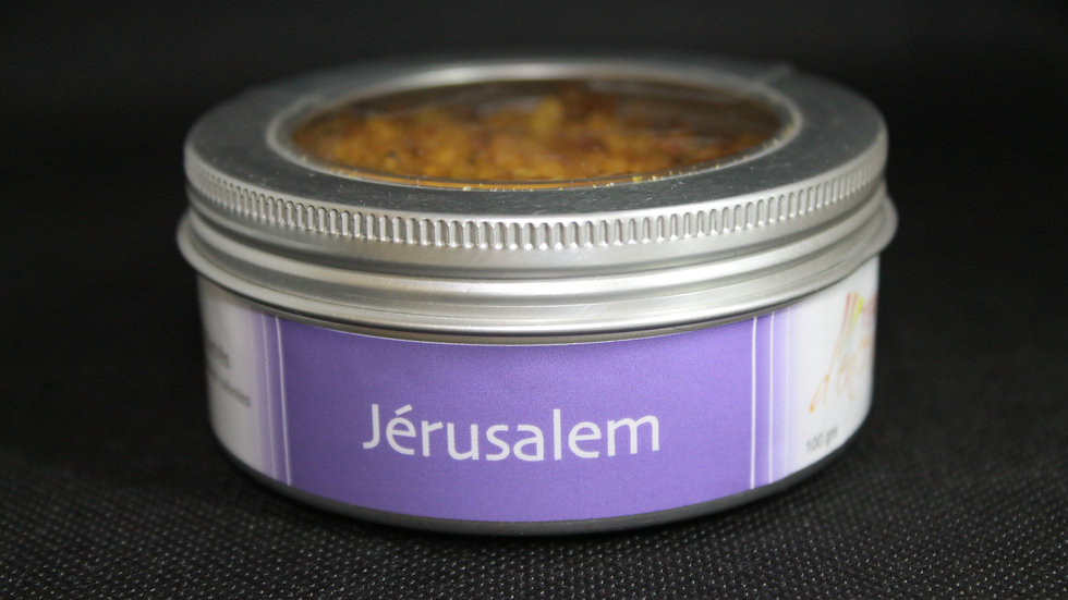 Jérusalem Boîte