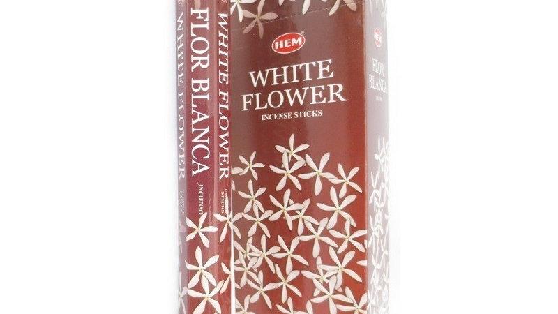 Fleur Blanche Hem