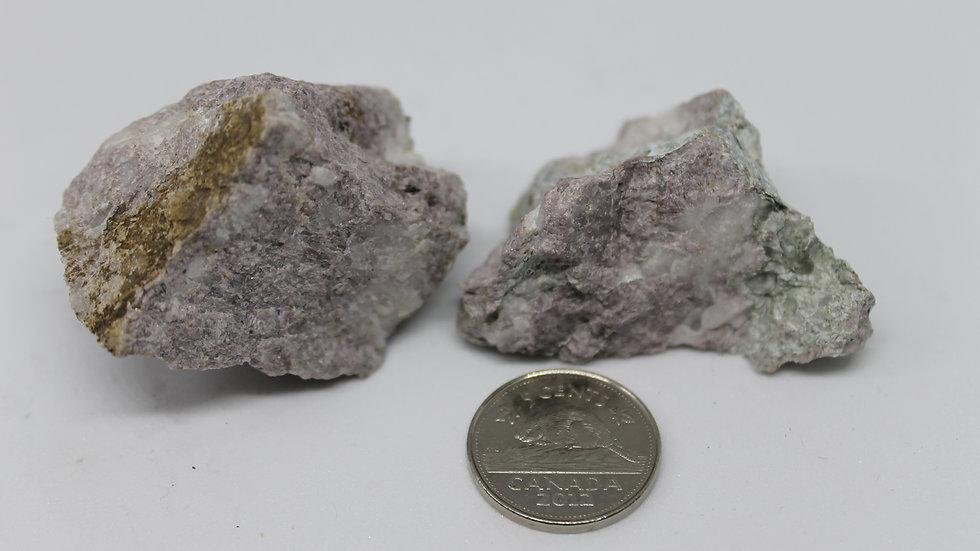 Axinite B