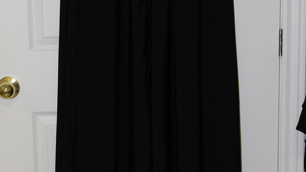 Adulte Noir (Polyester)