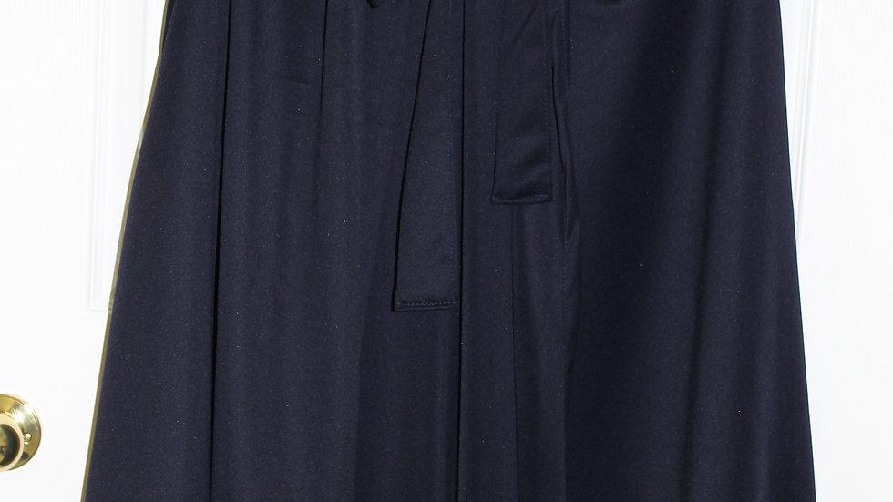 Cape enfant Bleu Marin Polyester