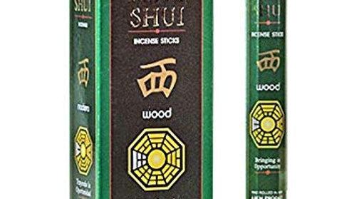 Feng Shui Wood Hem