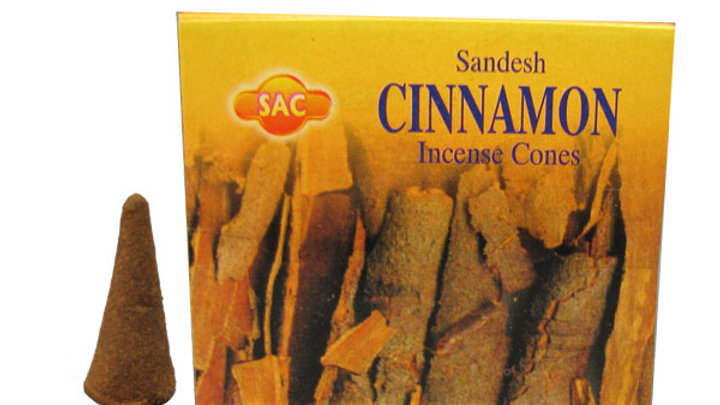 Cannelle Sac Cones
