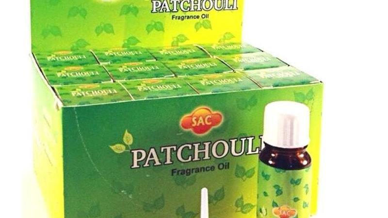 Patchouli Huile Sac