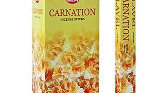 Carnation  Hem