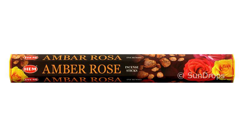 Ambre Rose Hem