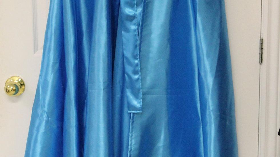 Adulte Bleu ciel (Satin)