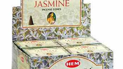 Jasmin précieux Hem Cones