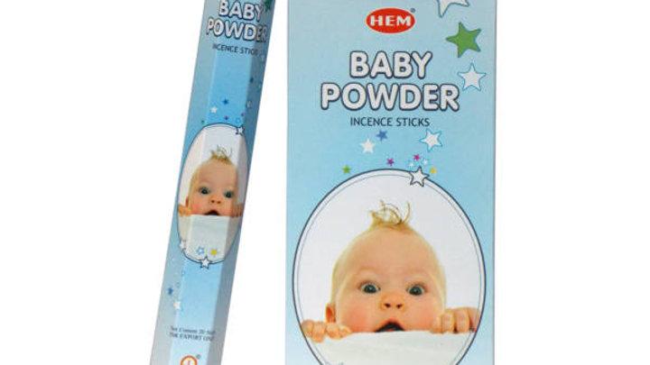 Poudre pour bébé