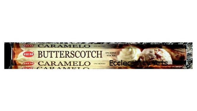 Caramel écossais Hem