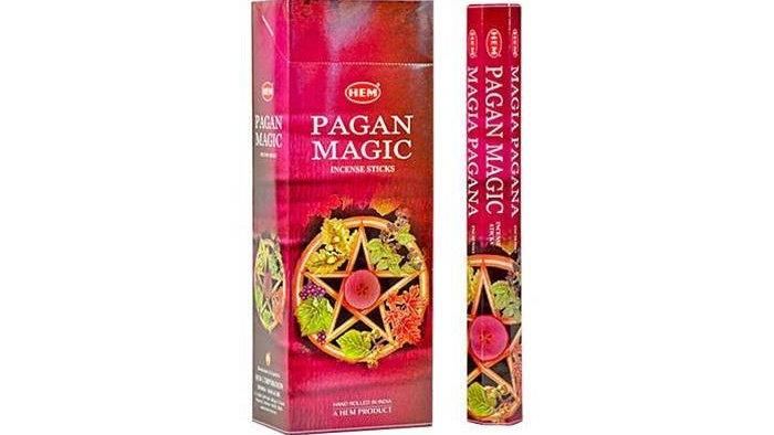 Pagan Magic Hem