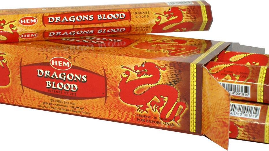 Sang de dragon Rouge Hem