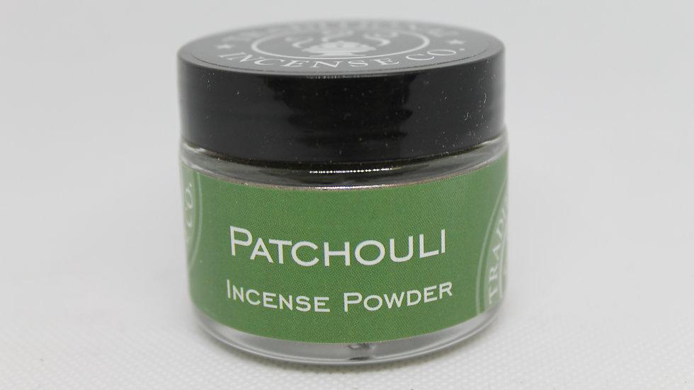 Patchouli Poudre
