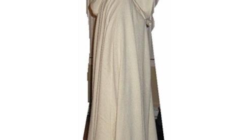 cape blanche cérémonie