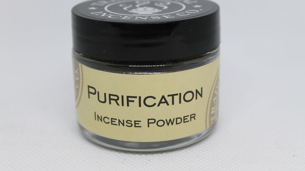 Purification Poudre