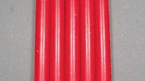 Mini bougie rouge