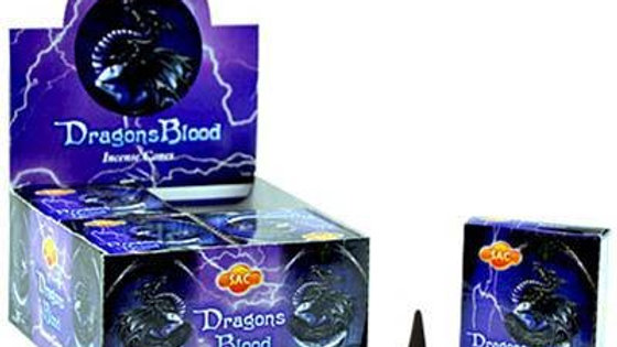 Sang de Dragon Sac Cones