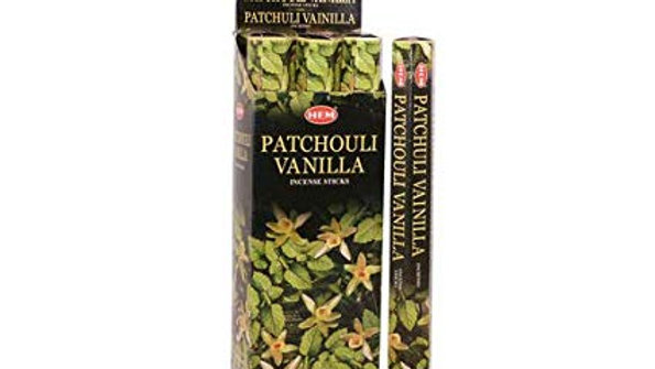 Patchouli Vanille Hem