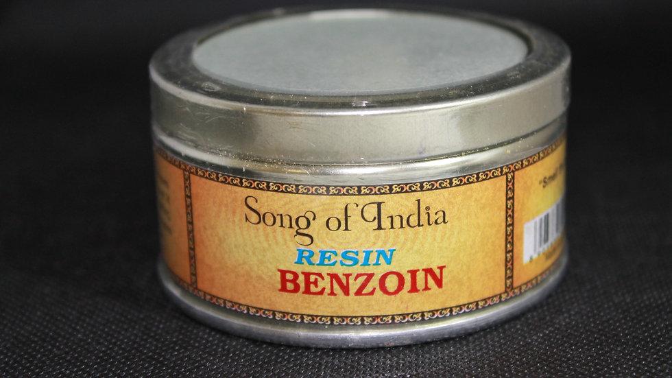 Benjoin Boîte
