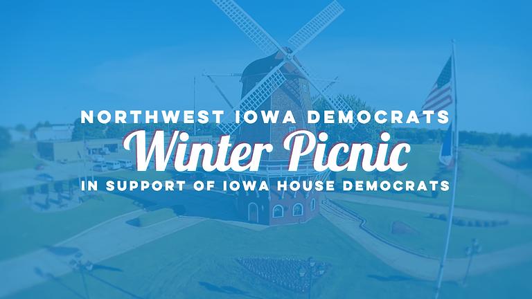 NW Iowa Democrats - Winter Picnic