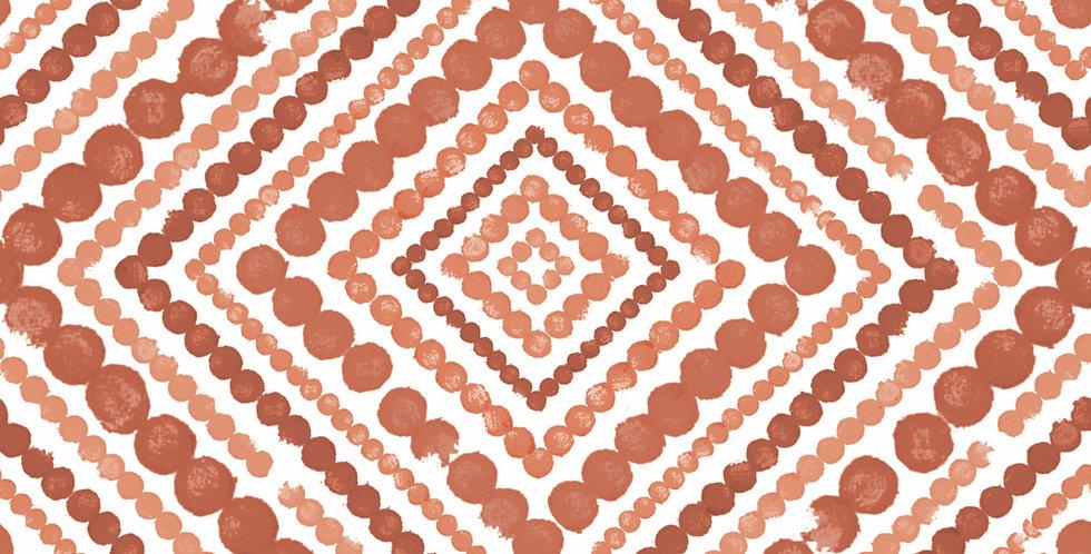 SHANGRILA RED - WALLPAPER