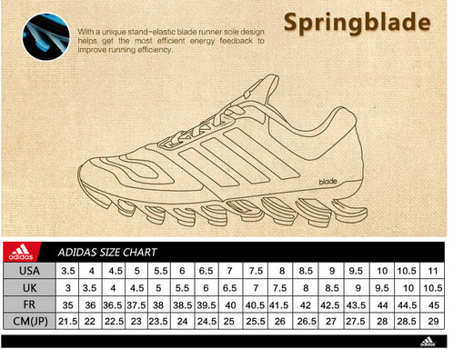 c3bf110c366bb6 Original New Arrival 2017 Adidas Springblade Men s Running Shoes Sneakers