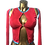 Thumbnail: No Sweat Cardi Red/Lime edt.