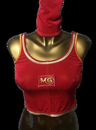 MG Vest Red/Multi2 edt.