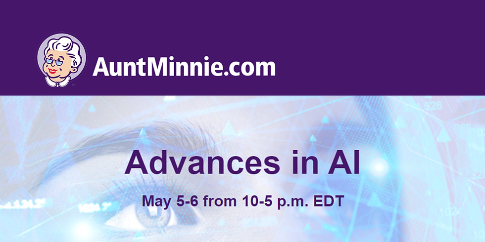 Aunt Minnie Spring virtual conference